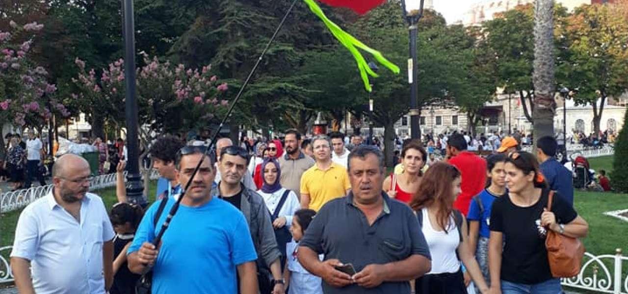 25 Ağustos 2018 Konya Çıkışlı İstanbul Turundan